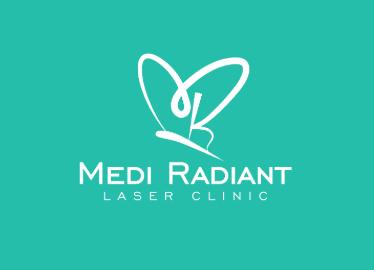 MEDI RADIANT LASER CLINIC Logo