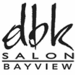 DBK SALON BAYVIEW Logo