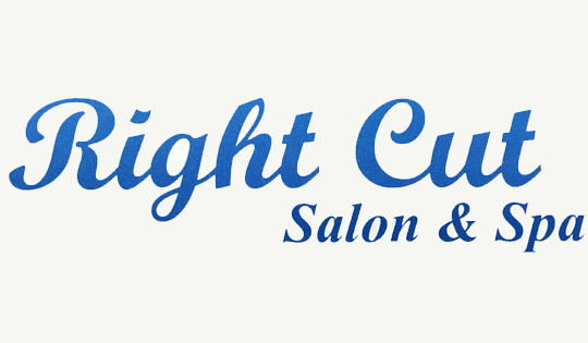 THE RIGHT CUT Logo