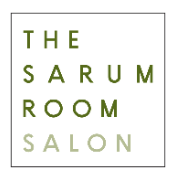 THE SARUM ROOM SALON Logo