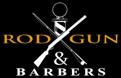 ROD, GUN & BARBERS - PARKDALE Logo