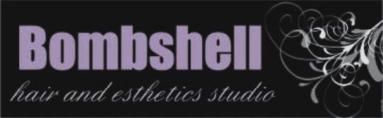 Unisex hair and esthetics studio Logo