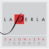LA PERLA SALON & SPA Logo