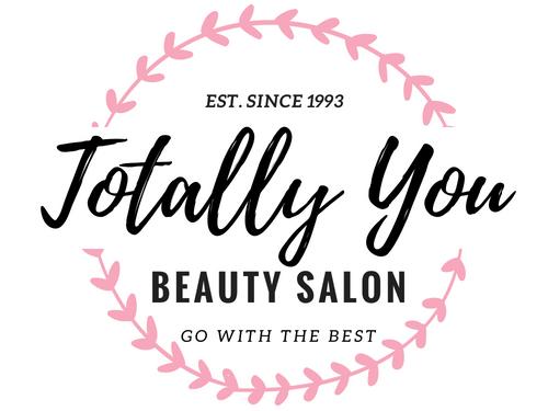 TOTALLY YOU BEAUTY SALON Logo