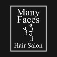 MANY FACES Logo