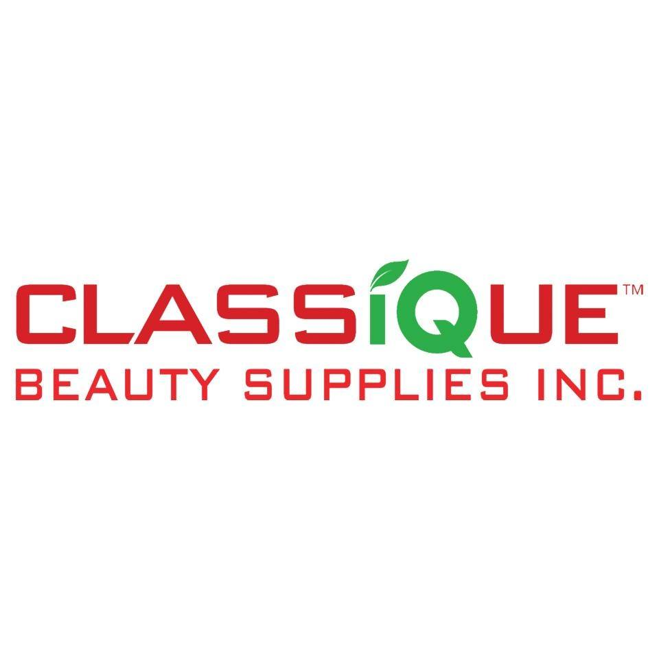 CLASSIQUE BEAUTY SUPPLIES INC. Logo