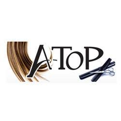 A-TOP HAIR & ESTHETICS Logo
