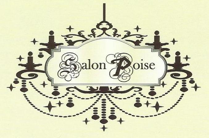 SALON POISE Logo