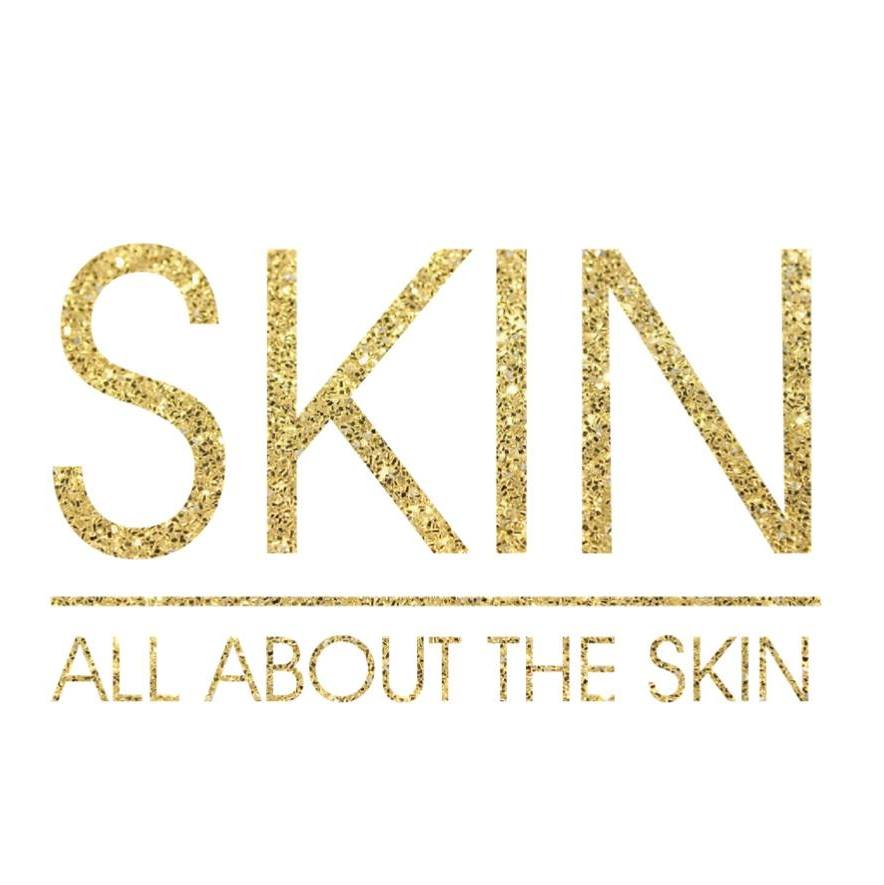 ALL ABOUT THE SKIN Logo