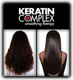 Keratin Complex Smoothing System from