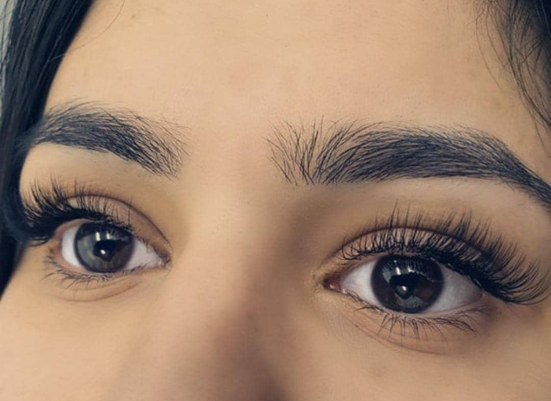 Eyelash Extensions from